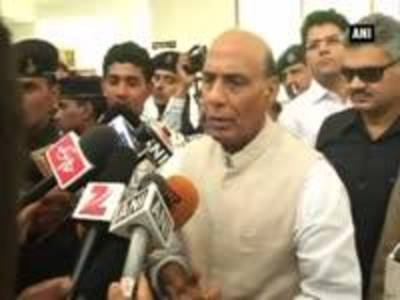 News video: Rajnath Singh says ending infiltration from Pakistan will take time